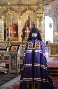 В день нареченияво епископа Альметьевского и Бугульминского 6 июля 2012 года